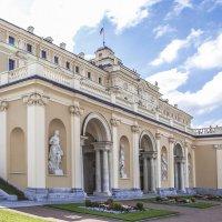 Прогулка по Константиновскому дворцу :: bajguz igor