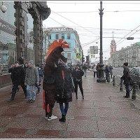 Встреча на Невском :: Вера