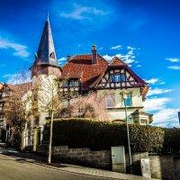 дом в маленьком городе :: Viktor Schwindt