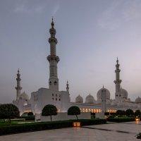 Абу-Даби. Мечеть шейха Зайда :: Наталья Левина