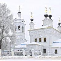 Калуга.   Церковь Покрова Пресвятой Богородицы. :: Тамара Бучарская