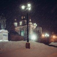 А снег идёт... :: Олег Козлов