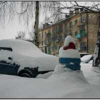 Зима начинается :: Валентин Кузьмин