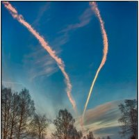 Дороги земные и небесные. :: Валентин Кузьмин