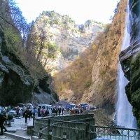 Водопады Чегемские :: LionLeo66 Шпак ОВ