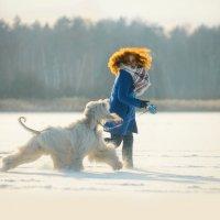 Летящей походкой :: Олеся Филиппова