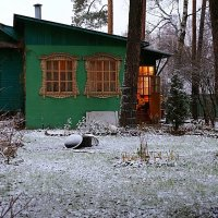 Первый снег :: san05 -  Александр Савицкий