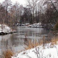 Зима на Пехорке :: san05 -  Александр Савицкий