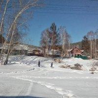 Март :: Игорь Ушаков