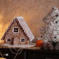 Пряничный домик :: Ната57 Наталья Мамедова