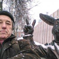 Третий заяц и я :: Александр Петров