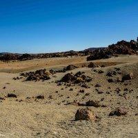Марсианский пейзаж 2 :: Константин Шабалин