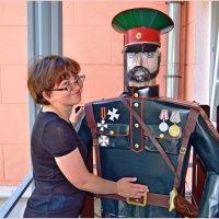 Пригласить генерала... :: Vladimir Semenchukov
