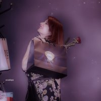 Мари счастливая :: Роза Бара
