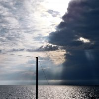 Перед бурей :: Дарья Сапфирова