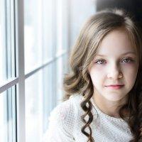 Милая девчонка :: Яна Спирина