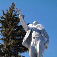 Тговарищи, помогите весне, ешьте снег!:) :: Андрей Заломленков