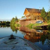 На реке :: Elena Gosteva