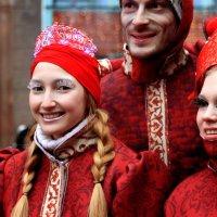 праздничный мотив :: Елена Фёдорова