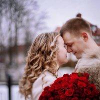 Ира и Антон :: Ольга Мешечкова