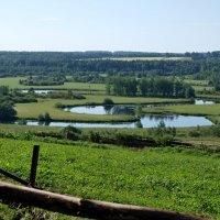 Река. :: Юрий Карелин