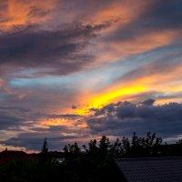 Вечернее небо 2 :: Светлана SvetNika17