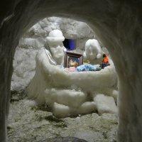 Снежный вертеп :: Владимир Никольский