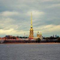 Под небом голубым есть город золотой... :: Sergey Gordoff