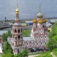 Строгановская церковь :: Марина Таврова