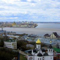Вид из Кремля :: Марина Таврова