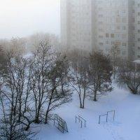 Утром.. :: Юрий Стародубцев