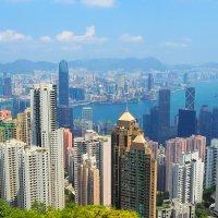 Гонконг-благоухающая гавань :: Swetlana V