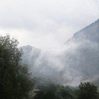 после дождя небо опускается :: Николай Семёнов