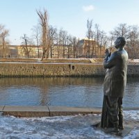 «Гармония или скульптура Молящегося» :: ИРЭН@ .