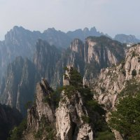 В горах Хуаншань :: Mari_L