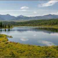 Озеро Кеделю :: Валерий Михмель