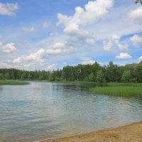 Озеро моего детства... :: Эля Юрасова