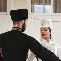 осетинский танец :: Батик Табуев