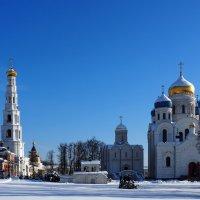 В Николо-Угрешском монастыре :: Михаил Малец