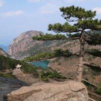 В горах Хуаншань :: Марина Лукина