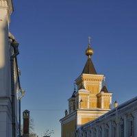 Церковь Всех Скорбящих :: Владимир Иванов