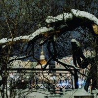 Московская зима :: Tanja Gerster