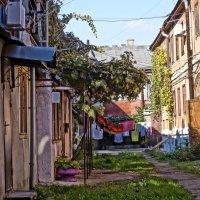 одесский дворик :: олег