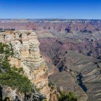 Наша группа на одной из скал Большого Каньона (Аризона, США) :: Юрий Поляков