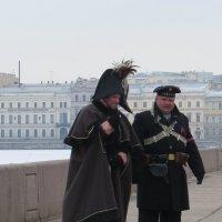 На набережной Невы :: Вера Щукина