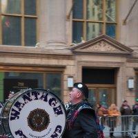 На параде в честь Дня Святого Патрика в Нью-Йорке :: Олег Чемоданов