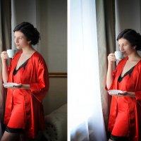 утро невесты :: Ольга Комарова