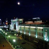 Ночной вокзал :: Марина Таврова
