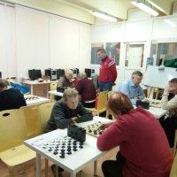 Районные соревнования по шашкам среди взрослых :: Центр Юность