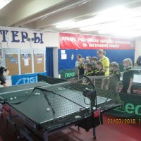 Мастер-класс секции настольного тенниса :: Центр Юность